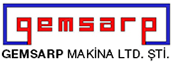 GEMSARP MAKİNA LTD. ŞTİ